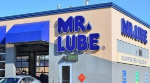 Mr. Lube oil change coupon