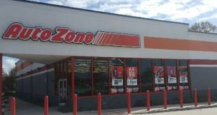 AutoZone accepts used oil